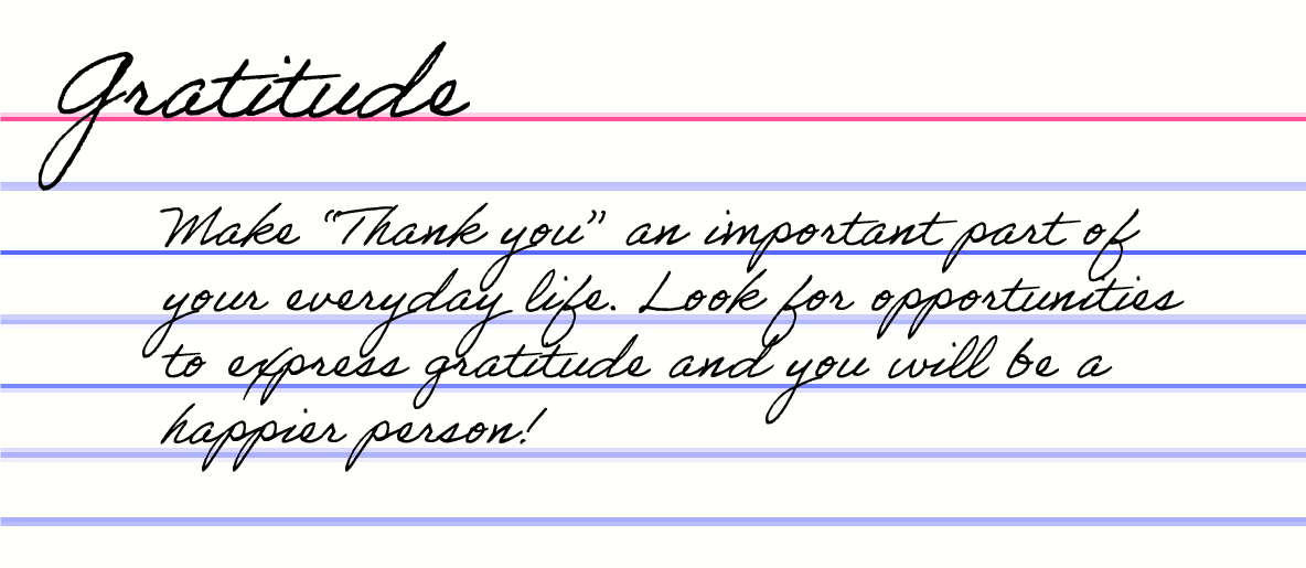 Serve Gratitude